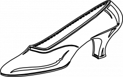 Heels clipart outline