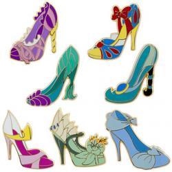 Heels clipart princess shoe