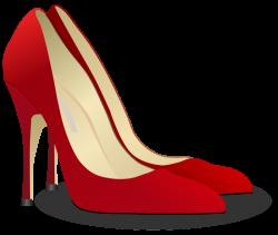 Fashion clipart pair heel