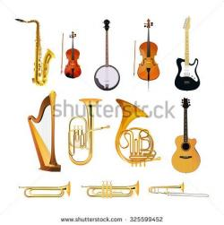 Heh clipart blues instrument