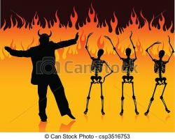Hell clipart