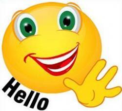 Hello! clipart