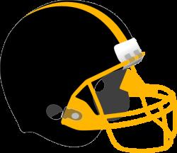 Stellers clipart football helmet