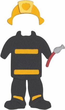 Uniform clipart fireman uniform