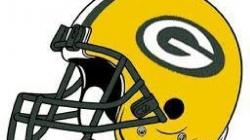 Helmet clipart green bay packers