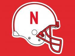 Nebraska clipart Nebraska Football Clipart