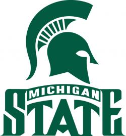 Michigan clipart Michigan State Clipart