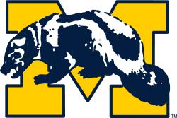 Helmet clipart michigan wolverine