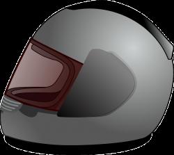 Helmet clipart motor