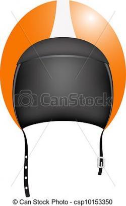 Helmet clipart motorbike helmet
