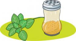 Spices clipart oregano