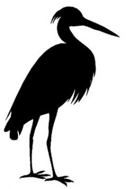 Heron clipart hans