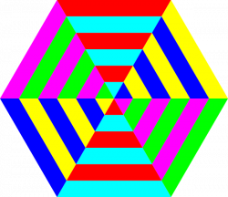 Octigon clipart hexagon