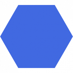 Hexagon clipart transparent
