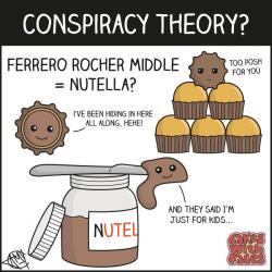 Hiding clipart conspiracy