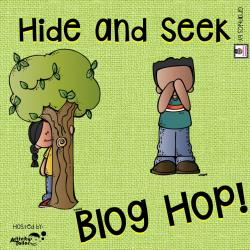 Hiding clipart hide and seek