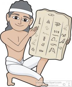 Hieroglyphs clipart ancient egypt