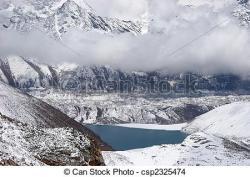 Himalaya clipart slope