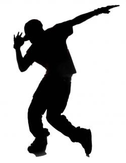 Danse clipart contemporary dance