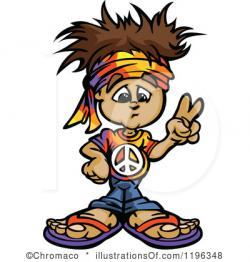 Hippie clipart boy