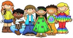 Hippies clipart kindergarten kid