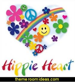 Hippie clipart funky
