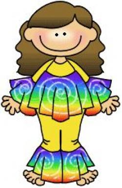 Hippies clipart groovy