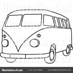 Vans clipart kombi