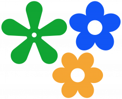 Peace clipart 70 flower