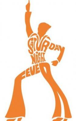 Hippie clipart saturday night fever