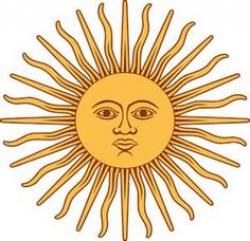 Hippies clipart sun