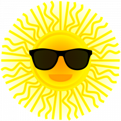 Hippies clipart sunglass
