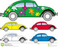 Vehicle clipart vw bug