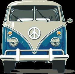 Caravan clipart camper van