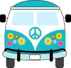 Hippie clipart volkswagen van