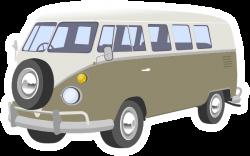 Vans clipart vw camper
