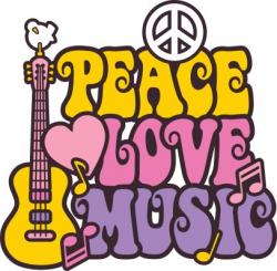 Hippies clipart woodstock