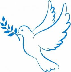 Peace clipart dove bird peace