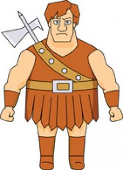 Warrior clipart anglo saxon