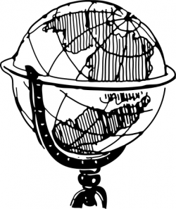 History clipart black and white