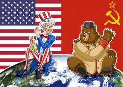 Battlefield clipart cold war