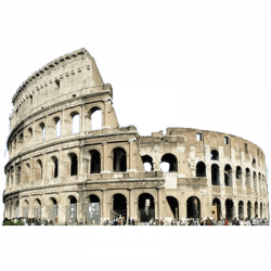 Colosseum clipart ancient history
