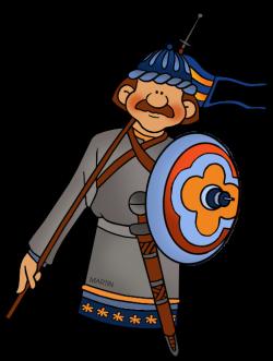 History clipart crusader
