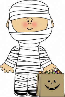 Mummy clipart simple