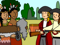 Revolution clipart french and indian war