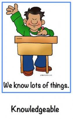 History clipart knowledgeable