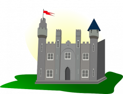 History clipart medieval castle