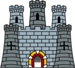 Towers clipart medieval castle