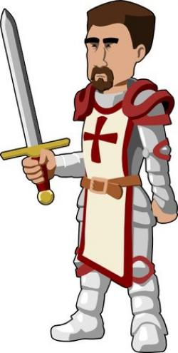 Knight clipart medieval person