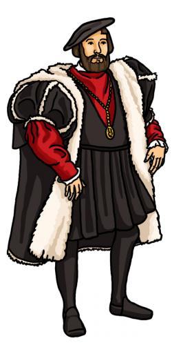 Fantasy clipart nobleman
